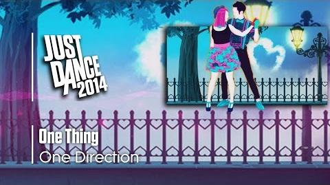 One Thing - Just Dance 2014