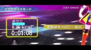 Just Dance Wii U (Japan) TV Commercial (Full)
