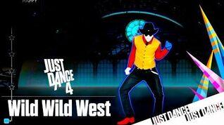 Just Dance 4 - Wild Wild West Extreme