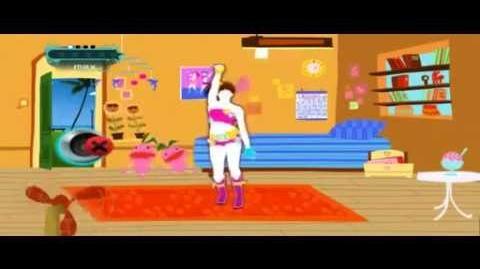 Just Dance Wii 2 - Yeah! Meccha Holiday - Aya Matsuura-0