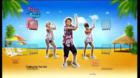 Just Dance Kids Hot, Hot, Hot