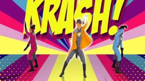 Just Dance Kids 2014 - Power Ups