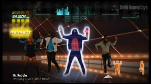 Just Can't Get Enough - The Black Eyed Peas Experience (Wii)