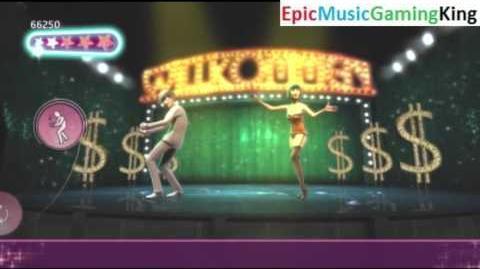 "Dance on Broadway Gameplay - ""Money, Money"" - High Score Of 126,250 Points"