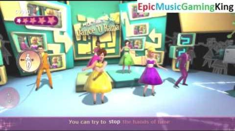 """Dance on Broadway (PS3) - """"You Can't Stop the Beat"""""""