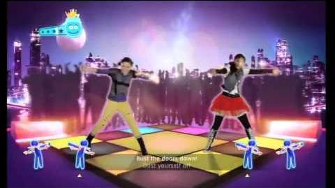 Just Dance Disney Party Shake It Up 5,410 + Score