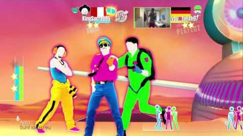 Just Dance 2017 - Dragostea Din Tei - O-Zone - World Video Challenge