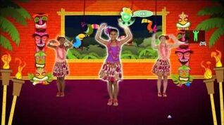 Just Dance Kids 2014 The Tiki Tiki Tiki Room