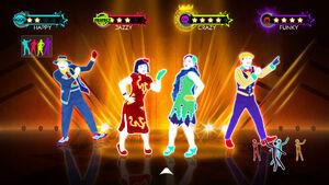 JD3 Screenshot Dynamite Kinect