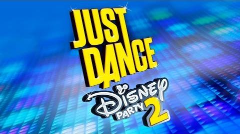 Just Dance Disney Party 2 Official Announce Trailer US