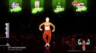 Addicted To You - Just Dance 2015
