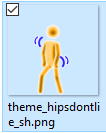Theme hipsdontlie sh proof