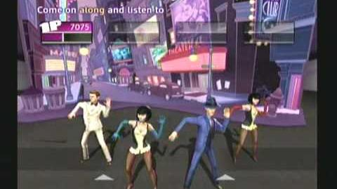 Wii Workouts - Dance on Broadway - Lullaby of Broadway - 42nd Street