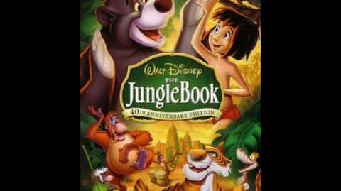 The Jungle Book Soundtrack- The Bare Necessities