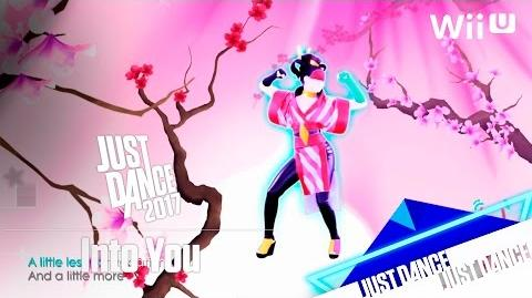 Into You - Just Dance 2017