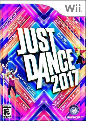 Ficheiro:Just dance 2017 wii boxart.jpg