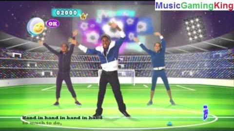 "Just Dance Kids 2 Gameplay - ""Hand In Hand"" - High Score Of 4,804 Achieved"