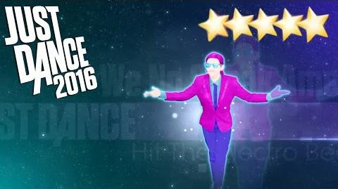 We No Speak Americano - Just Dance 2016 (Unlimited) - Gameplay 5 Stars KINECT