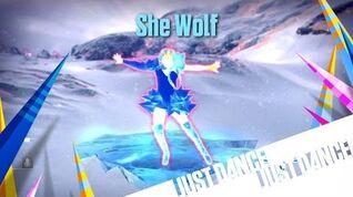 Just Dance 2014 - She Wolf