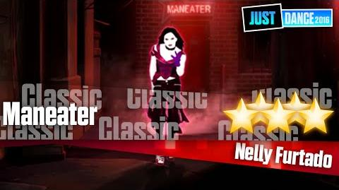 Maneater - Nelly Furtado Just Dance Unlimited