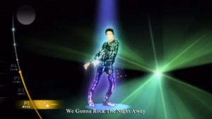 Rock with You MJTE