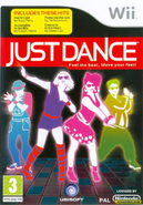 Just Dance 1 (PAL)