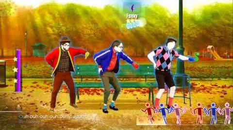 Just Dance 2015 - The Bench Men - Don't Worry Be Happy (Xbox One)