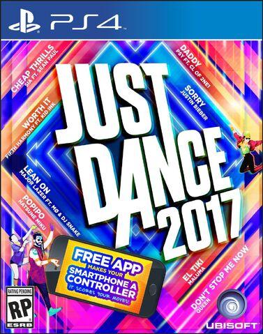 Ficheiro:Just dance 2017 ps4 boxart.jpg