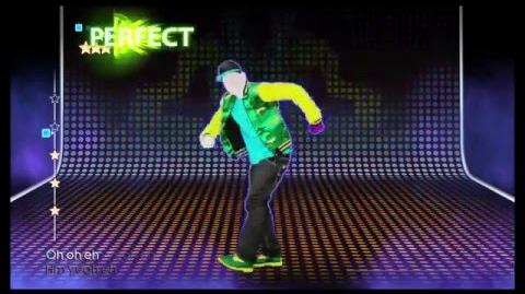 Just Dance 4 - Mr