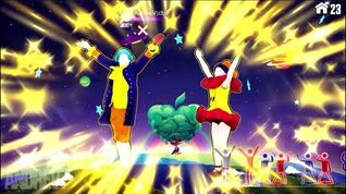 Little Apple Gameplay (1080p) - Just Dance Vitality School
