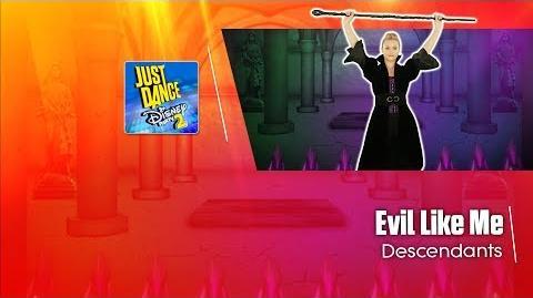 Evil Like Me - Just Dance Disney Party 2