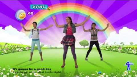 """Just Dance Kids 2 - """"Intuition"""""""