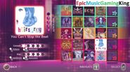 You Can't Stop The Beat PS3 DOB Menu