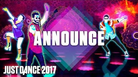 Just Dance 2017 Trailer Announcement - Official US