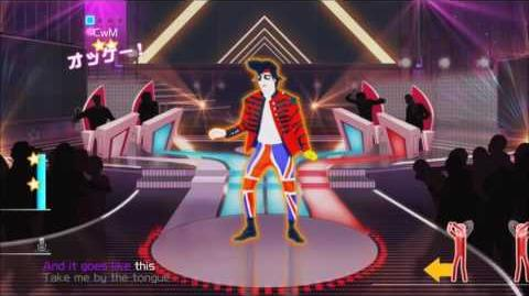 Moves Like Jagger - Just Dance Wii U