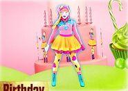 Birthday beta