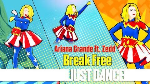 Break Free - Ariana Grande ft