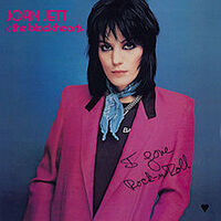 I love rock n' roll - joan jett (album cover)