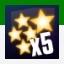 5-star Performances achievement
