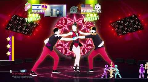 Just Dance® 2017 -Te Dominar -World Video Challenge - 5 Stars + SuperStar ★ - Kinect -