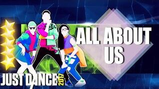 All About Us - Just Dance 2017