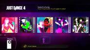 Xbox 360 Song Selection