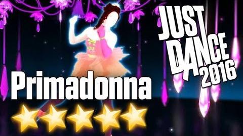 Just Dance 2016 - Primadonna - 5 stars