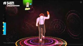 Just Dance Now - Superstition (Stevie Wonder) 5* Stars Gameplay