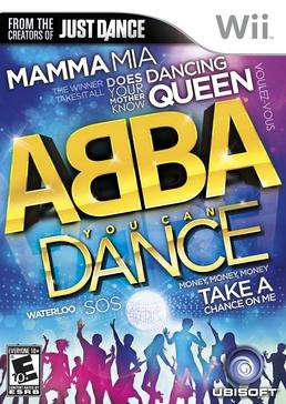 ABBA U Can Dance NTSC