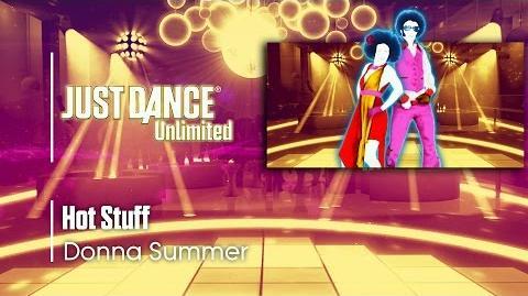 Hot Stuff - Just Dance 2017