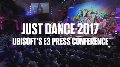 Just Dance 2017 - Ubisoft E3 2016 Press Conference