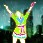 Just Dance Now - It's Raining Men