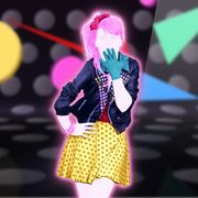 Just Dance Now - I Kissed a Girl