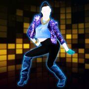 Just Dance Now - Улыбайся (Smile)